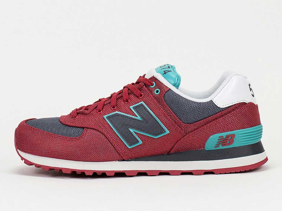 New Balance Laufschuh ML 574 WNA chilli pepper