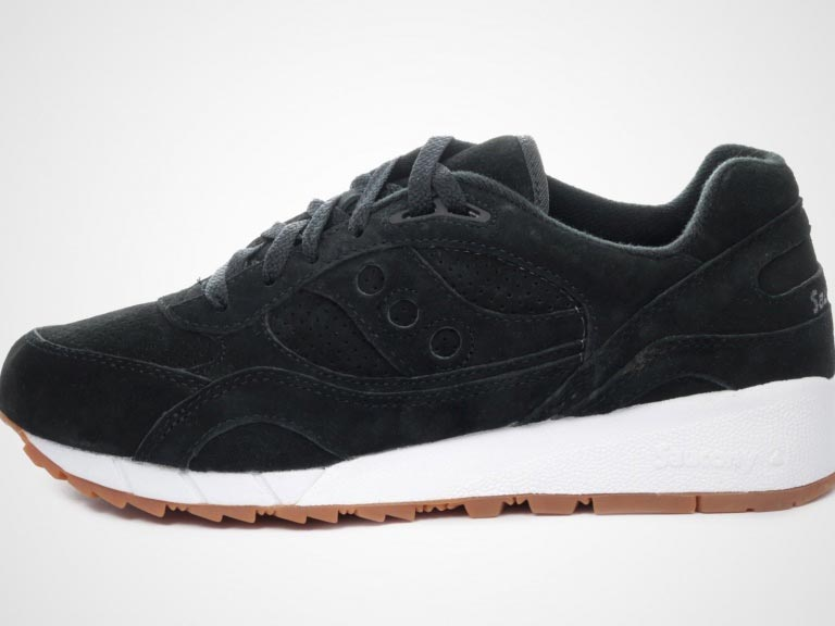 Saucony Shadow 6000 Black Coffee