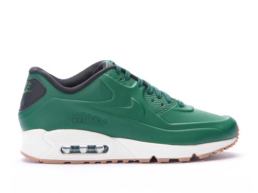 Nike Air Max 90 Vac-Tech QS (George Green / Light Bone)