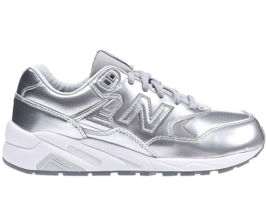 NEW BALANCE WRT580 B - Sneaker für Damen - Silber ...