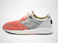 Karhu Aria Porvoo Pack' (grau / rot) Sneaker