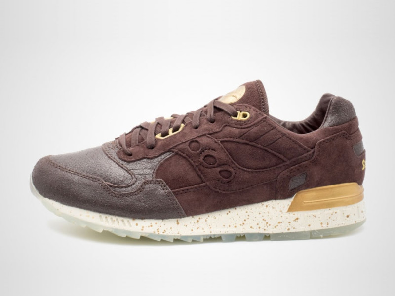 Saucony Shadow 5000 Chocolate Pack - braun