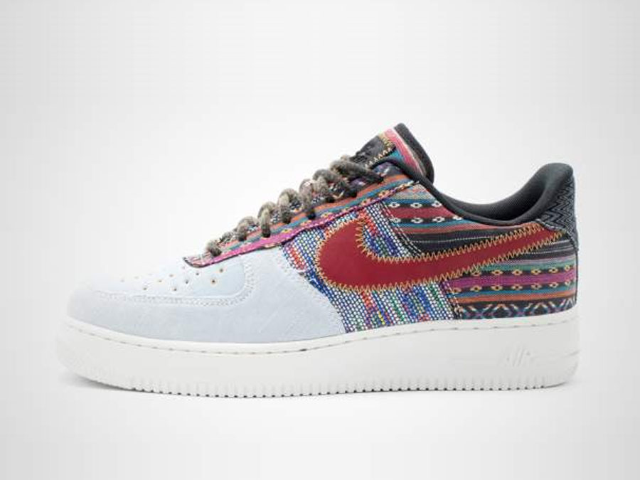 Nike Air Force 1 '07 LV8 'Afro Punk Pack' Black