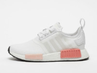 Sneaker adidas NMD R1 white