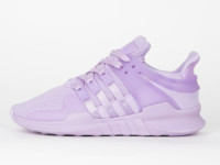 Sneaker adidas Equipment Support ADV W - Purple Glow / Purple Glow / Sub Green
