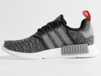 Sneaker adidas NMD R1 in schwarz