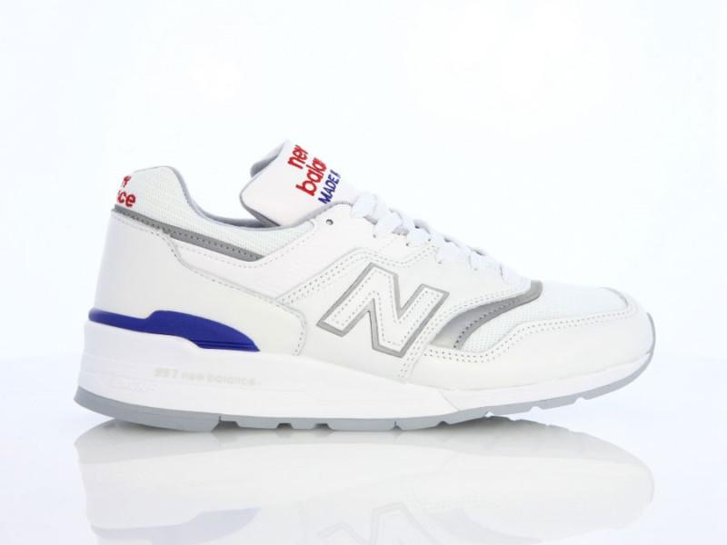 New Balance M 997 CHP - Blau, Grau, Weiss