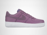 Nike Air Force 1 '07 Premium (violet / weiß)