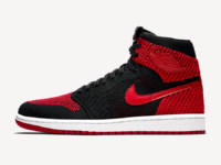 AIR JORDAN I FLYKNIT BANNED