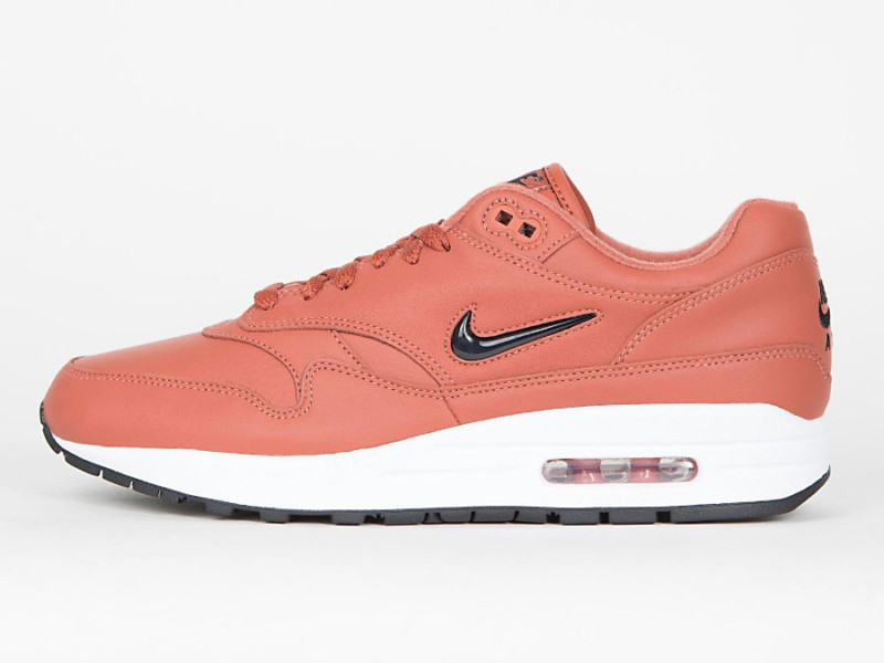 Nike Air Max 1 Premium SC Jewel - Dusty Peach / Black - White - Black