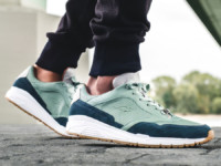 KangaROOS x Sneakerness Ultimate Green Bridges
