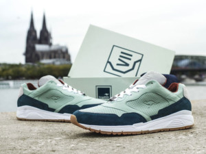 "KangaROOS x Sneakerness Ultimate ""Green Bridges"""