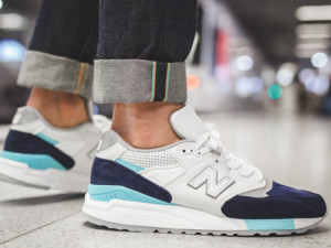 New Balance M 998 WTP White