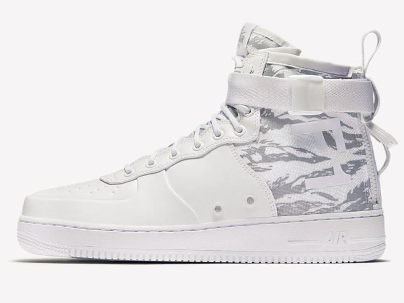 Nike SF AIR FORCE 1 MID Urban Soldier